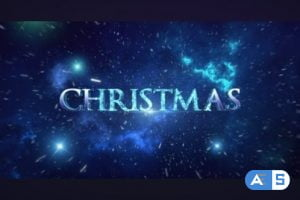 Videohive Christmas Titles 23037512
