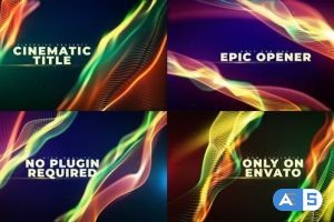 Videohive Abstract Particle – Form Cinematic Trailer 27240887