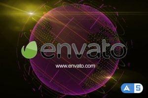 Videohive Logo Planet 9349518