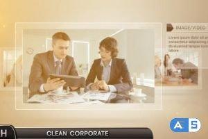 Videohive Clean Corporate 4577967