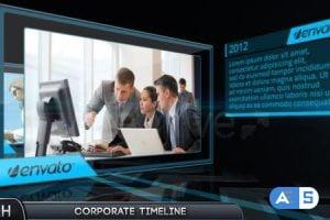 Videohive Corporate Timeline 5117787