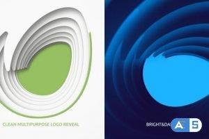 Videohive Clean multipurpose Logo reveal 24603403