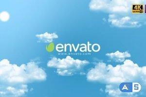 Videohive Sky Logo Intro Pro 4k 27774048