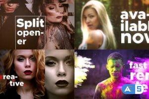 Videohive Split Opener 24975260