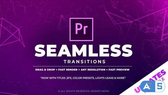 Videohive 700+ Pack: Transitions, Light Leaks, Color Presets, Sound FX V2 23231139
