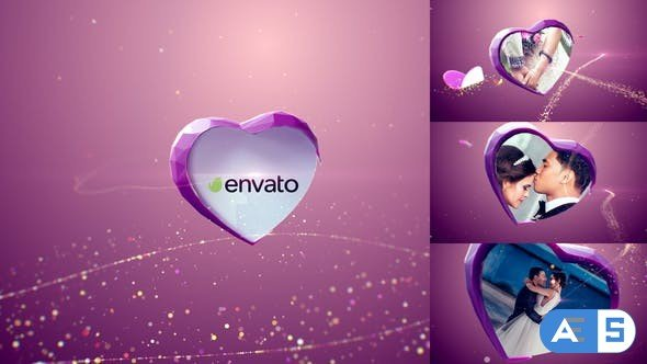 Videohive Valentine/ Wedding Slideshow 22681251