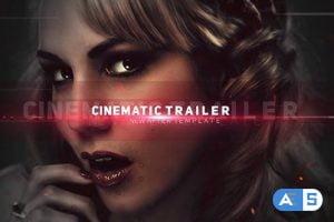 Videohive Cinematic Trailer 18533664