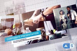 Videohive Corporate Presentation 21440234