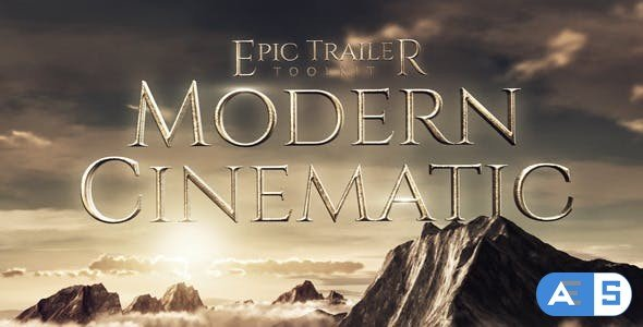 Videohive Epic Trailer Toolkit – Modern Cinematic 10861009
