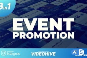 Videohive For the Event Promo 24244621