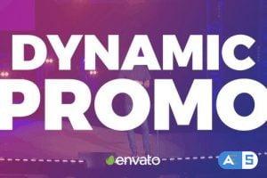 Videohive Dynamic Promo 20746400