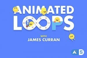 ANIMATED LOOPS WITH JAMES CURRAN – MOTION DESIGN SCHOOL