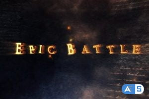 Videohive Legendary Epic Fantasy Titles 27561575