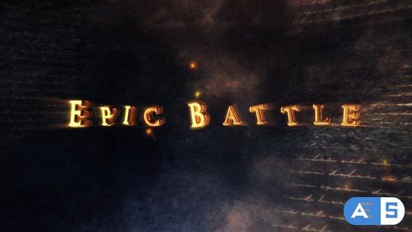 Videohive Legendary Epic Fantasy Titles 27561575