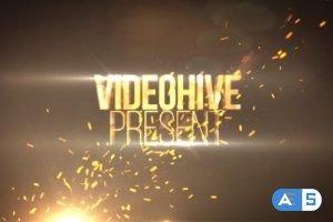 Videohive Cinematic Intro Title 12777685