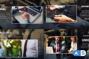 Videohive Elegant Business Slideshow 24757350