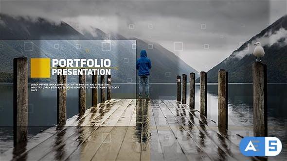 Videohive Portfolio Presentation 20680963