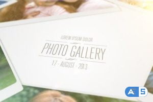 Videohive Photo Gallery 5359262