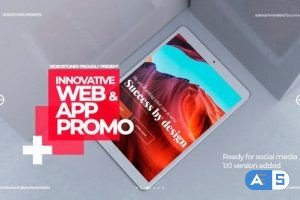 Videohive Innovative App & Web Promo 27659685