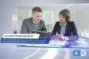 Videohive Clean Corporate Presentation 5143355