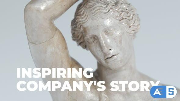 Videohive Inspiring Company Story 27819056
