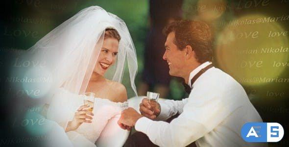Videohive Wedding Photo Slideshow 6951315