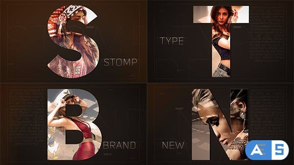 Videohive STOMP TYPE 21113258