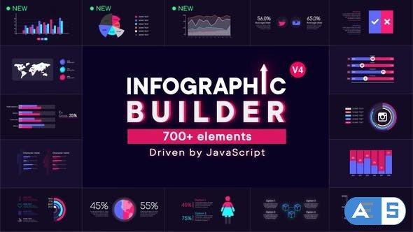 Videohive Infographic Builder V4 24725873