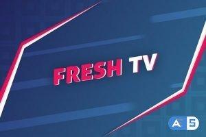 Videohive Fresh TV 18218315