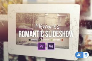 Videohive Memories – Romantic Slideshow 23197888