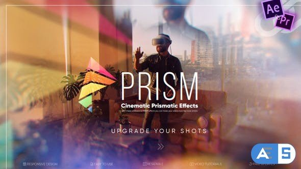 Videohive Prism – Cinematic Prismatic Effects 27568538