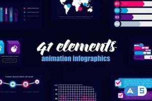 Videohive Abstract Infographics Vol.45 28113481