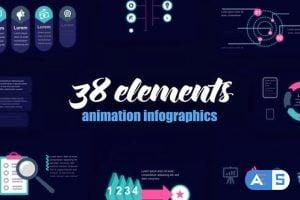 Videohive Corporate Infographics Vol.46 28113545