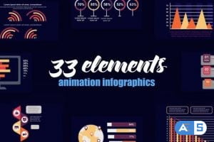 Videohive Business Infographics Vol.48 28113642