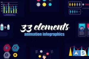 Videohive Abstract Infographics Vol.49 28113654