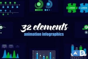 Videohive Corporate Infographics Vol.54 28113973