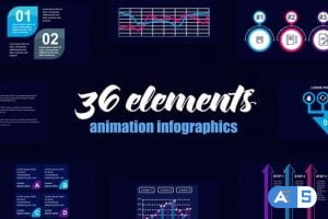 Videohive Technology Infographics Vol.58 28114111
