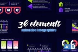 Videohive Statistic Infographics Vol.59 28114164