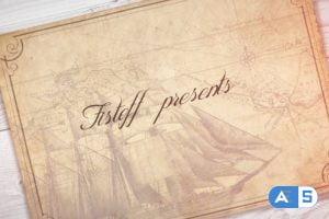 Videohive Animated Handwritten Font 20838841