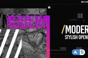 Videohive Modern Stylish Opener 24409093