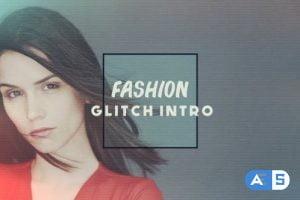 Videohive Fashion Glitch Intro 16579683
