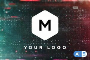 Videohive Find Face Logo Reveal 28044121