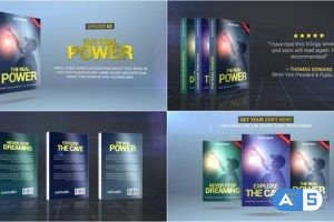 Videohive The Trilogy Book 23697405