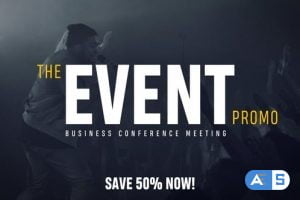 Videohive Business Event Promo 27543581