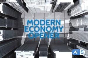 Videohive Modern Economy Opener 27868996