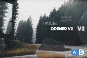 Videohive Minimal Opener V2 12602347