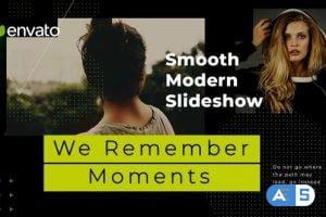 Videohive Smooth Modern Slideshow 23856772