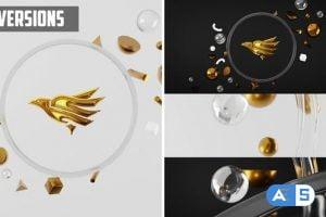 Videohive 3D Logo Reveal 27096971