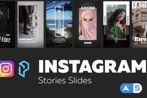 Videohive Instagram Stories Slides Vol. 10 28342498