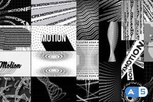 Videohive Typographic Kinetic Posters & Titles 26986315
